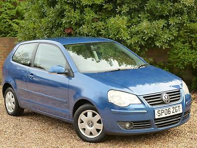 2006 (06) Volkswagen Polo 1.4 ( 75P ) 2006MY S With Good Service History.