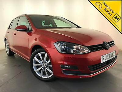 2013 Volkswagen Golf Gt Bluemotion Tdi Diesel 5 Door Hatchback Service History