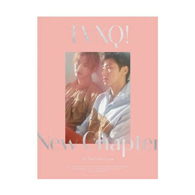 TVXQ! - New Chapter #2: THE TRUTH OF LOVE [Pink Ver.]