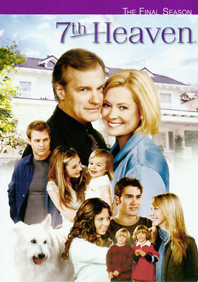 7th Heaven: The Complete Eleventh and Final Season (Season 11) (5 Disc) DVD NEW