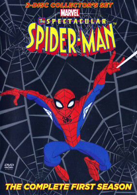 The Spectacular Spider-Man: The Complete First Season (Season 1; 2 Disc) DVD NEW