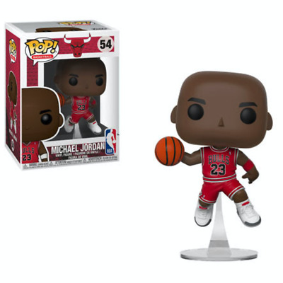 Funko POP! NBA: Chicago Bulls - Michael Jordan #54 - Pre-Order - See Description