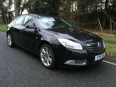 Vauxhall/Opel Insignia 2.0CDTi 16v ( 130ps ) 2011 Exclusiv