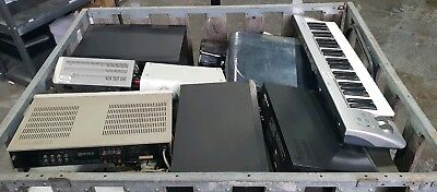 Amps,Stereos,Consoles Electronic Retro Mixed pallet Job Lots x 80 available