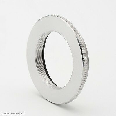 32.5 mm (32.5x0.5) to M42 adapter - Copal 0 to M42