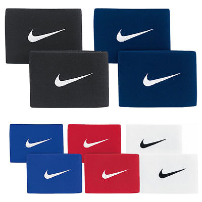 Nike Guard Stays II Shin Pad Holder Football Ankle Straps Soccer Sports Support