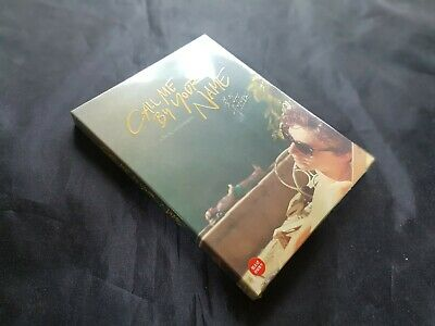 Call Me By Your Name (2018, Blu-ray) Full Slip Case Limited Edition