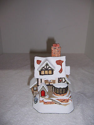 The Toymaker 1984 David Winter Cottages #14
