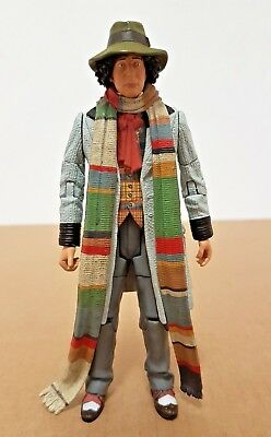 """Doctor Who 5.5"""" Action Figure - TOM BAKER 4th DOCTOR - BBC - Dr"""