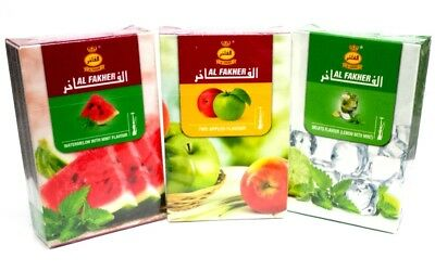 Cheap Al Fakher Flavours In Original Packaging 50G Boxes