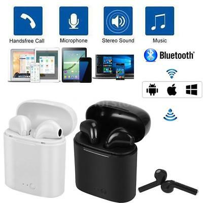 Bluetooth Earphones For iPhone Android Samsung Ear pods Wireless Earbuds Airpods