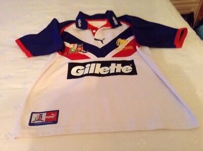 Rugby League British Isles X111 Rugby Shirt Puma Authentic Merchandise NEW