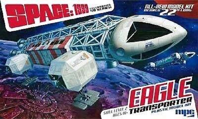 "MCP 1/48 Space 1999: Eagle Transporter (22"" Long)  MCP825"