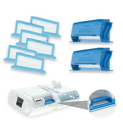 Respironics Dreamstation Kit Disposable Filters (6) And Reusable Filters (2)