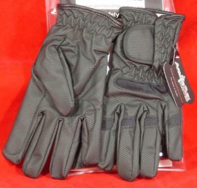 ArmorFlex Leather Duty Tactical Gloves Cut Resist Size SMALL