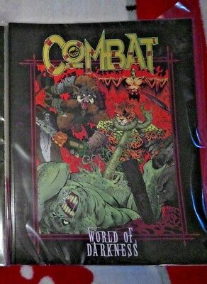 Vampire COMBAT A World of Darkness RPG Rollenspiel White Wolf Werwolf