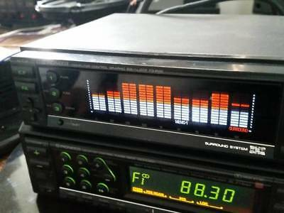 Rare Vintage Pioneer EQ600  9Band Graphic Equalizer Spectrum analyzer KEX DEQ FX