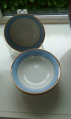 4 royal doulton bruce oldfield daily mail cereal /soup bowls