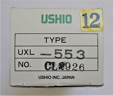 Ushio Uxl 553 Xenon Projector Lamp For 16 Mm Projectors (Eiki Or Other)