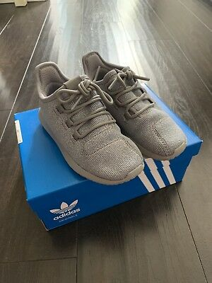 new arrival 548ff 0f644 TODDLER GIRLS ADIDAS Tubular Shadow Ortholite Sneakers Size 10