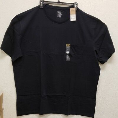 Big and Tall Clothing by Foundry T shirt with Pocket Size 4XLT