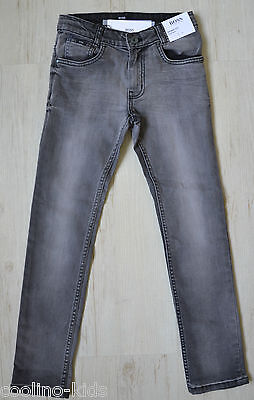HUGO BOSS BOYS JEANS SKINNY FIT J24446 NEU  Gr. 176 / 16 Y