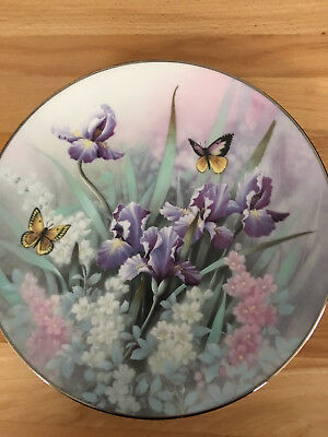 lot of 3 limited edition collectable plates edwin m knowles