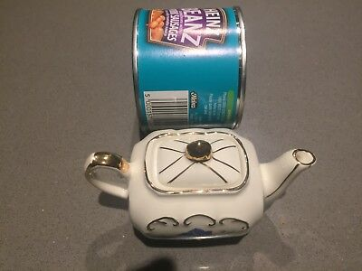 James Sadler Miniature Teapot