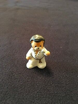 "1990 Enesco ""lucy And Me"" Elvis Presley Figurine"