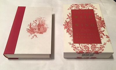 Gone With The Wind 60TH Anniversary Edition By Margaret Mitchell Book & Box 1996