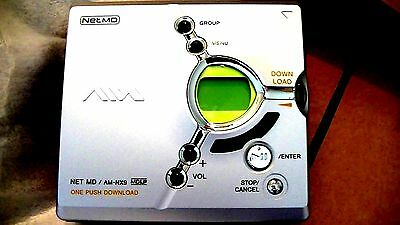 Aiwa Md Minidisc Walkman Recorder Am-Nx9