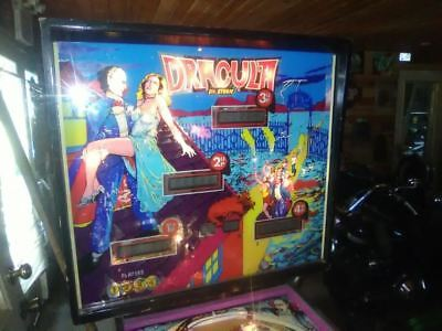 """dracula"" Pinball Machine Project 1979 By Stern Watch Video."