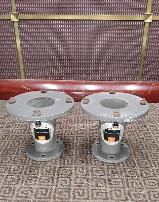 """2 JBL 2327  Adapter1"""" to 2"""" e.g. LE85, LE175 Driver to JBL 537-500 JBL 2395 Horn"""