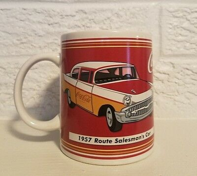 Coca - Cola - 2002 - 1957 Route Salesman's Car - Coffee Cup/Mug