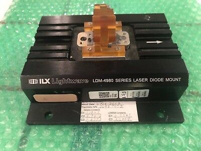 14-Pin Laser Diode Butterfly Mount ILX Lightwave LDM-4980