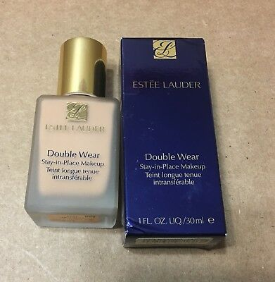New Estee Lauder Double Wear Stay-in-Place Foundation Make Up 1.0oz/30ml NIB