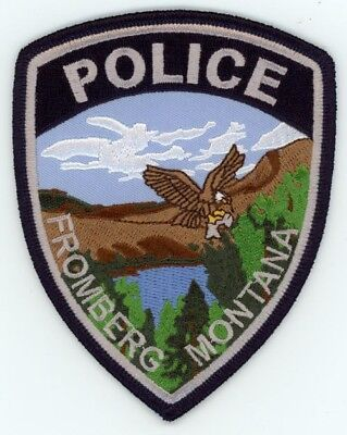 Fromberg Police Montana Mt Patch Sheriff Eagle