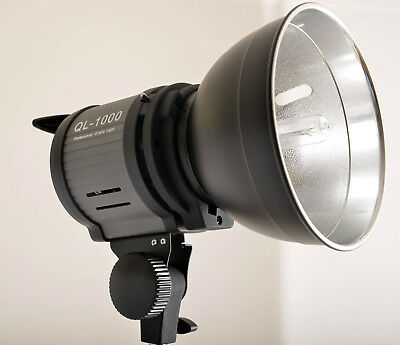Photographic Studio 1000W QL-1000 Continuous Lighting Ideal for Ebay - No Flash