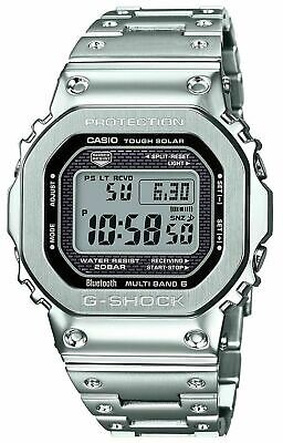 Casio Gmw-B5000d-1er Gmw-B5000d G-Shock Full Metal , Solar, Bluetooth
