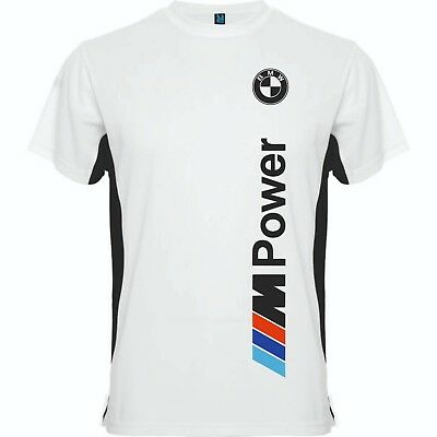 Camiseta Tecnica Bmw M Power