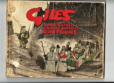 GILES Annual # 1 1946 Daily Express First print number one