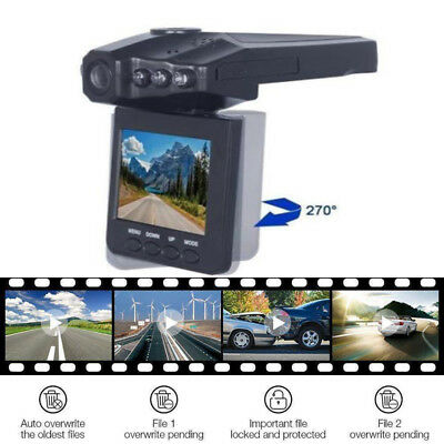 US Car Mintiml Recorder Driving Recorder HD 1080P Night Vision Supports  to 32G