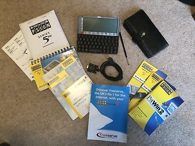 Psion 5MX PDA 16mb good condition (backlight not working)