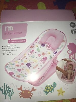Mothercare Baby Bather Mothercare VGC Must go!!!