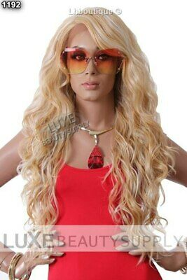 Soultress Synthetic Lace Front Wig PL Judi