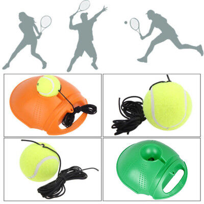 Training Tool Base Board Tennis Ball Sports Practics Trainer Sparring Device
