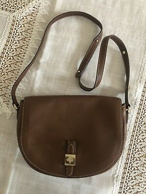 159a6783f0 MULBERRY TESSIE SATCHEL in Oak Soft Small Grain Leather - £280.00 ...