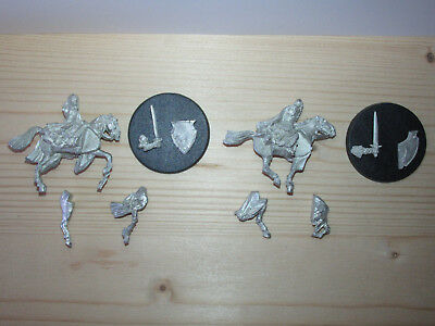 Games Workshop Citadel Lord of the Rings Lotr Rider of the Dead Metal