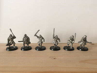Games Workshop Citadel Lord of the Rings Lotr Mordor Uruk-Hai Metal
