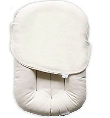 Snuggle Me Organic Baby Bed Sensory Lounger